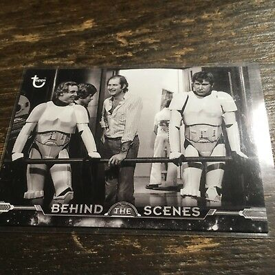 Star Wars Black And White Behind The Scenes #15.