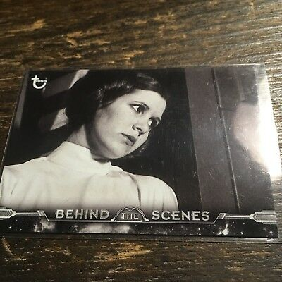 Star Wars Black And White Behind The Scenes #17.