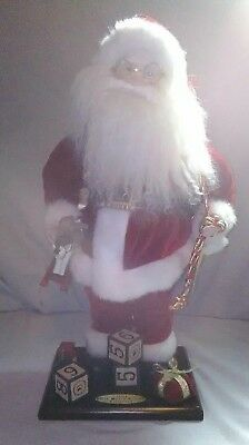 2004 Old World Santa with presents And Giftbag