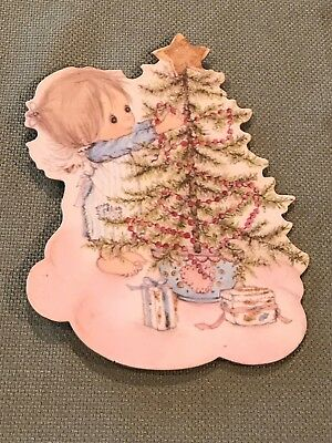 Vintage Betsy Clark Trimming the Christmas Tree Decoration from Hallmark