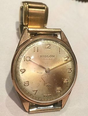 RAR VINTAGE HILSON 23 Rubis - Swiss Made