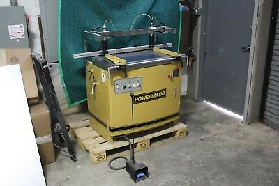 Powermatic CBM21 Line Boring Machine, 2.5HP, 1PH, 230V
