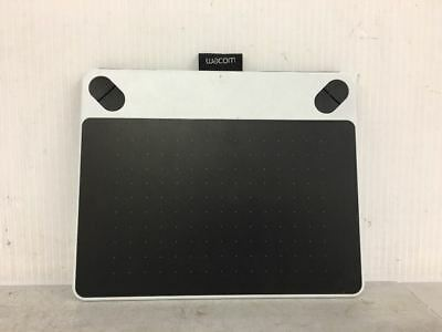 Wacom Intuos Draw CTL-490 Pen Tablet Small WHITE (US) Pen included Shelf 2