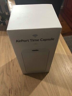 Apple Time Capsule 3TB in excellent conditions