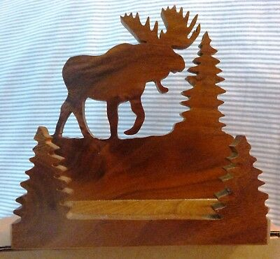 Business card holders desk accessories office supplies office moose business card holder wood colourmoves