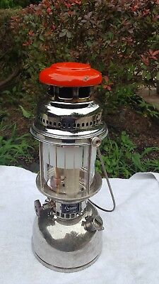 Vintage Swedish Optimus 1550/500Cp Camp Camping Lantern ~ Sweden