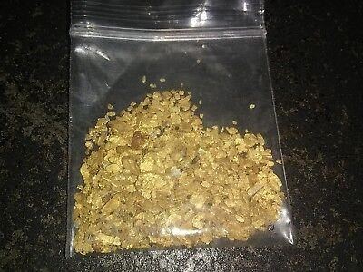 Gold - California mother lode! Placer gold 6.0 grams