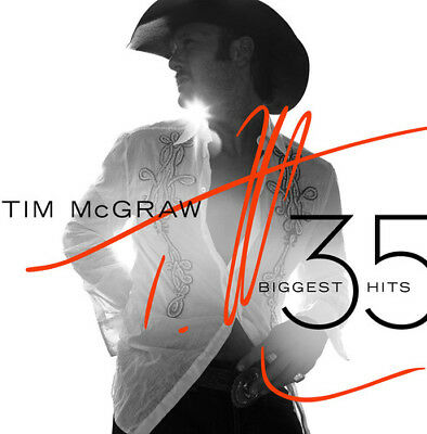 Tim Mcgraw - 35 Biggest Hits 715187941328 (CD Used Very Good)