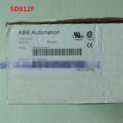 Abb Sd812F Sd 812F 3Bdh000014R1 New In Box