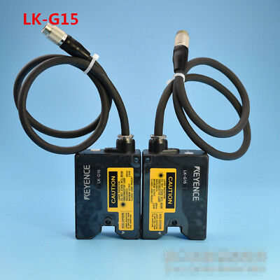 Keyence LK-G15 LKG15 tested and used in good condition