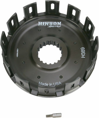 Hinson Racing Billetproof Clutch Basket H389
