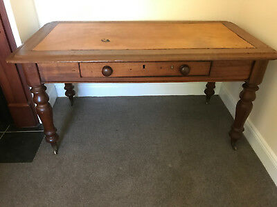 Antique Cedar Writing Desk