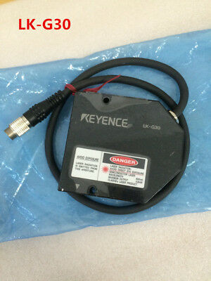Keyence LK-G30 LKG30 tested and used in good condition