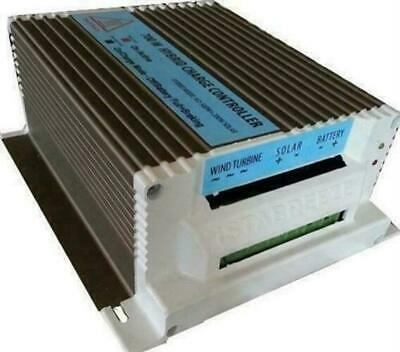 Hybrid Charge Controller  12V-24V-48V 650W - 850W for Wind Turbine Generator