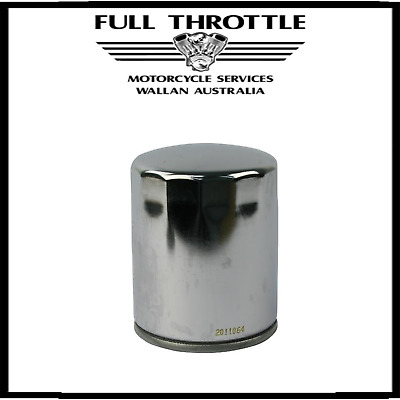 Hiflo Oil Filter HF170C Chrome Sportster Heritage Fatboy