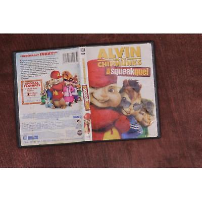 Alvin and the Chipmunks: The Squeakquel (DVD, 2010)(DVD)