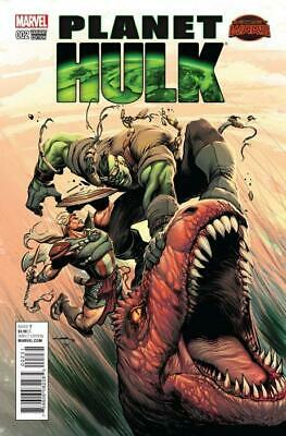 Planet Hulk #2 1:25 Variant Cover by Yildiray Cinar