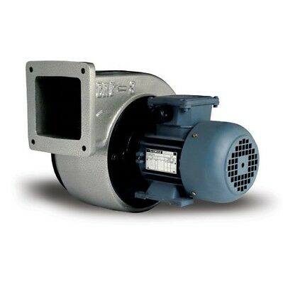 Industrial Centrifugal Fan Blower 2600m3/hr 2900rp Fume Extract Biomass Powerful