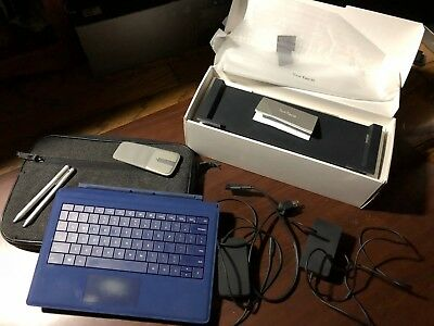 Microsoft Surface Pro 3 Docking Station with Power Supply & Accessories LOT!
