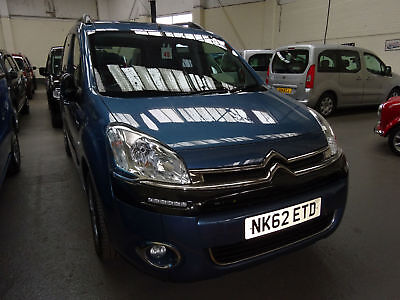 62 Citroen Berlingo   Wheelchair Adapted Disabled Vehicle