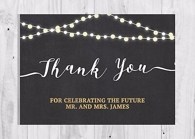 engagement thank you cards hand in marriage pack of 10 4 50