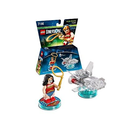Lego Dimensions - Fun Pack: DC Comics - Wonder Woman