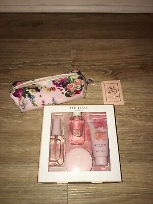 Ted Baker Toiletry Set Must Haves & toiletry bag