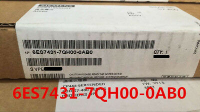 Siemens 6Es7431-7Qh00-0Ab0 6Es7 431-7Qh00-0Ab0  New In Box
