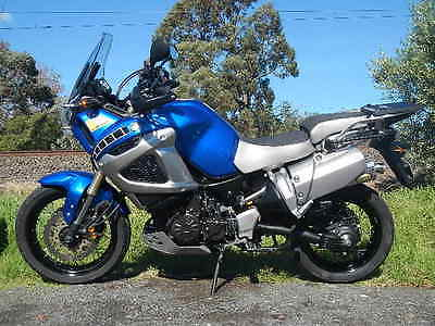 Yamaha Xt1200 Super Tenere, Starts & Runs Awesome, Panniers And Top Box!
