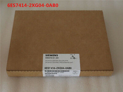 Siemens 6Es7414-2Xg04-0Ab0 6Es7 414-2Xg04-0Ab0 New In Box