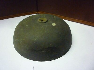 Original 18th Century Grandfather Clock Bell 4.5ins Diameter