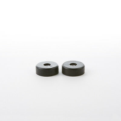 Parts - DCM Eames Plywood Chair 2 x (Pair) Replacement Black Rubber Shock Mounts
