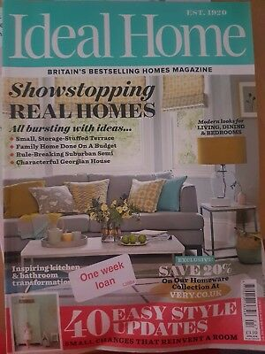 Ideal Home Magazine April 2018 Edition