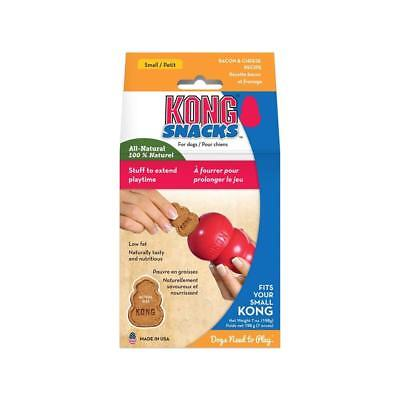 Kong Snacks Bacon & Cheese Dog Treats, Small. Premium Service, Fast Dispatch