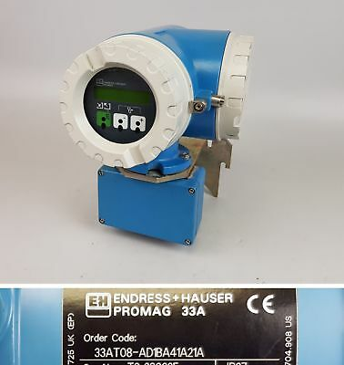 PP6057 Durchflussmesser Endress Hauser 33AT08-AD1BA41A21A Promag 33A