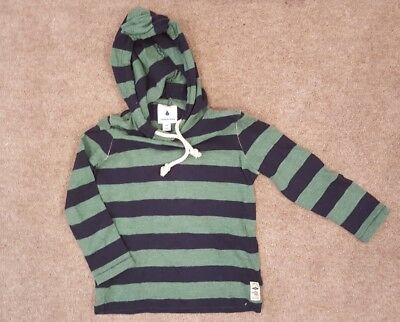 Country Road Boys Stripe Hoody - Size 4