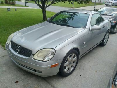 1999 Mercedes-Benz SLK-Class  1999 Mercedes Benz SLK-230