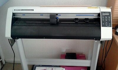 Graphtec CE5000-60 Vinyl Cutter With Stand.
