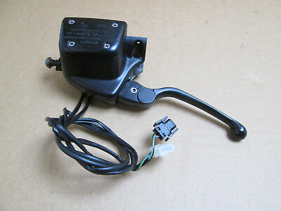 BMW K1200RS 2002 clutch master cylinder with lever (2755)