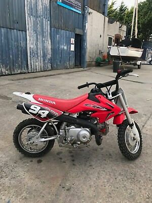2014 Honda Crf 50 Cost £1400 New