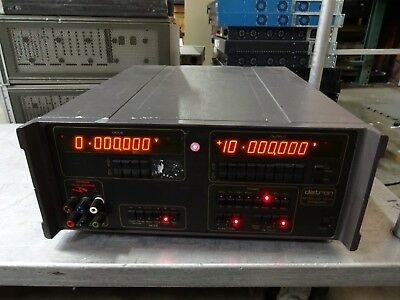 Datron 4000A  DC calibrator with option 20 80 90, Ohms