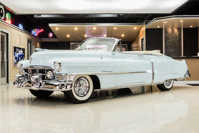 Cadillac Series 62 Convertible Frame Off, Rotisserie Restored! # Matching, 331ci V8, Hydramatic Auto, PS, PB