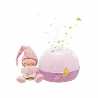 Chicco Goodnight Stars Night Light Projector - Pink