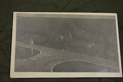 Pre WWI Hawaii Postcards Road and Railroad crossing.  Oahu.