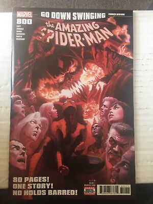 AMAZING SPIDER-MAN #800, Red Goblin, Alex Ross Variant Cover, (CC1)