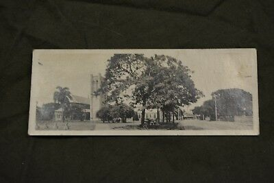 "Pre WWI Hawaii 4""X1.5"" Photo of St. Andrews Cathedral Honolulu"