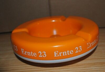 cendrier Ernte 23 Cigar Ashtray German Cigarette Vintage Reemtsma Tobacco RARE