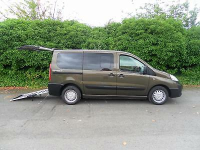 Peugeot Expert 2.0TD Comfort WAV Wheelchair Accessible Vehicle Disability car