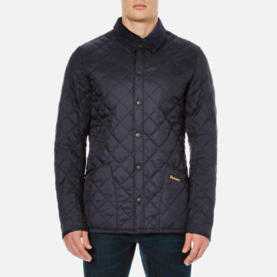 Barbour Heritage Liddesdale Jacket, Navy Blue, XXSmall, NWT