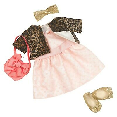 Our Generation Deluxe Tulle Dress Outfit - Compatible with 18-in Dolls